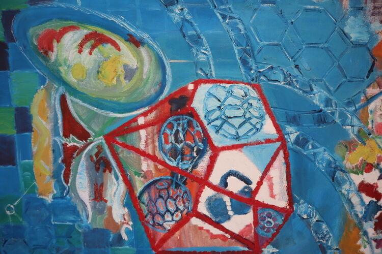 ORAHART oil paint 11 Israeli painter – Swetlana Zakharyan