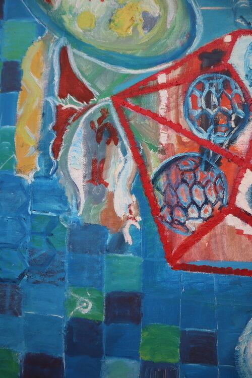 ORAHART oil paint 12 Israeli painter – Swetlana Zakharyan