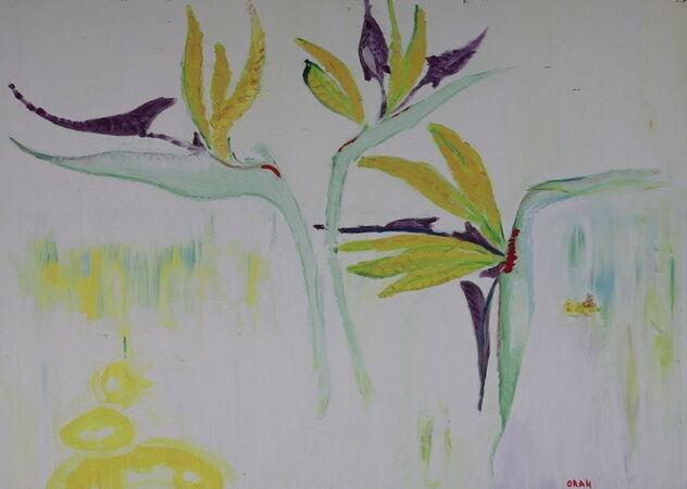 ORAHART oil paint 15 Israeli painter – Swetlana Zakharyan
