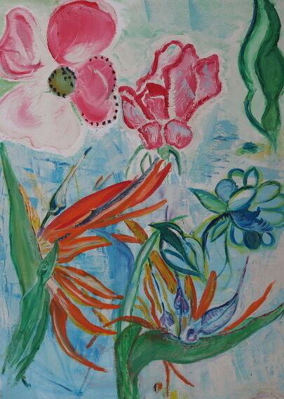 ORAHART oil paint 16 Israeli painter – Swetlana Zakharyan