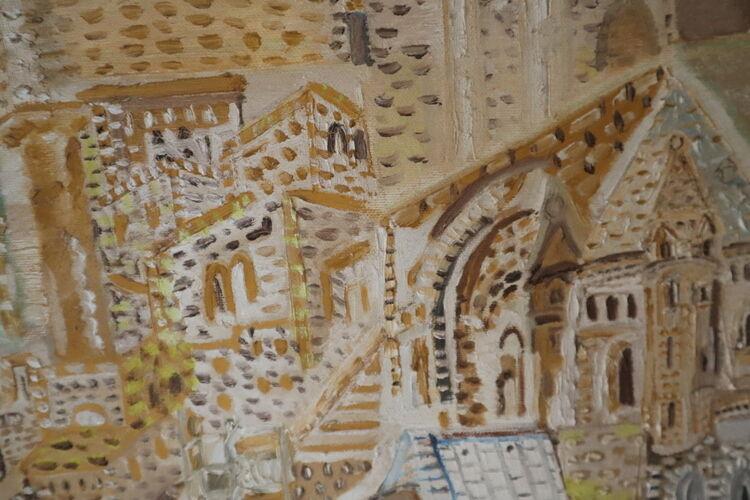 ORAHART oil paint 17 Israeli painter – Swetlana Zakharyan