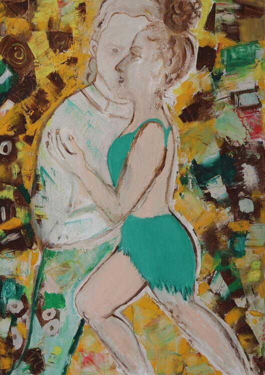 ORAHART oil paint 20 Israeli painter – Swetlana Zakharyan