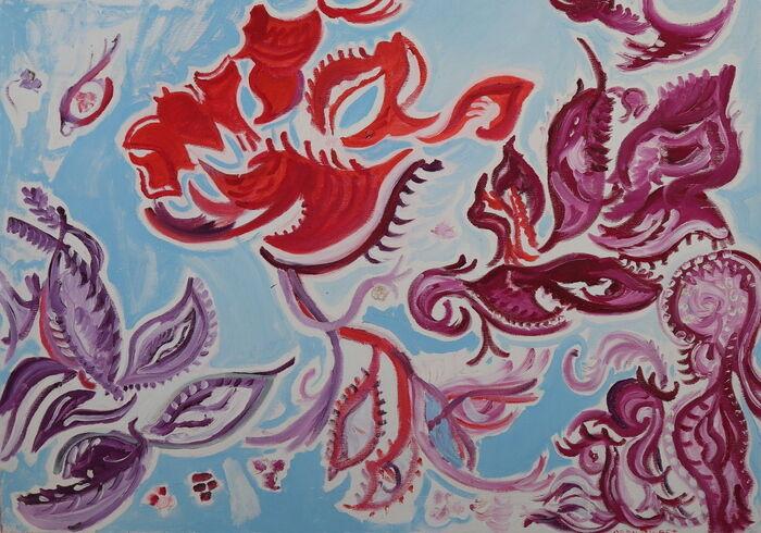 ORAHART oil paint 22 Israeli painter – Swetlana Zakharyan