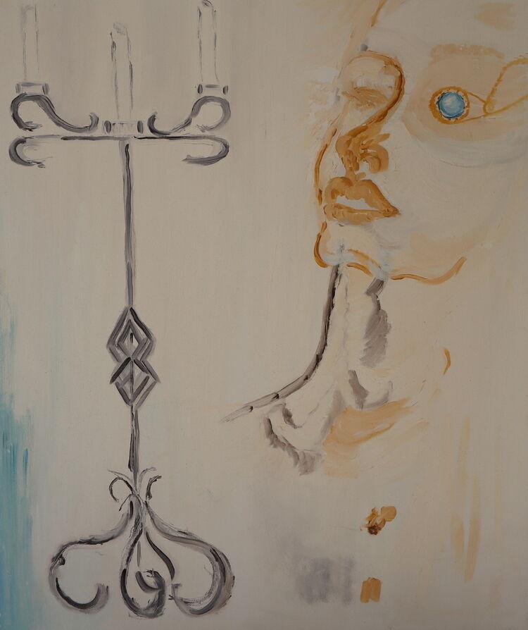 ORAHART oil paint 23 Israeli painter – Swetlana Zakharyan