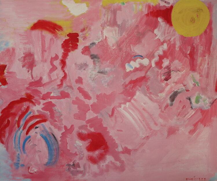 ORAHART oil paint 25 Israeli painter – Swetlana Zakharyan