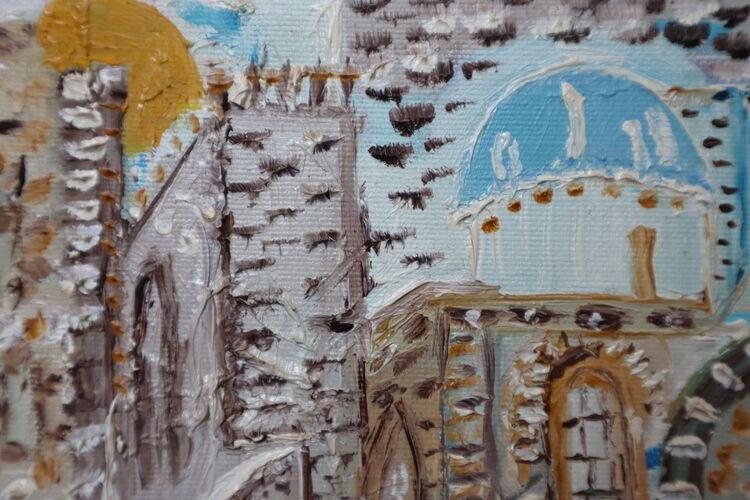 ORAHART oil paint 29 Israeli painter – Swetlana Zakharyan