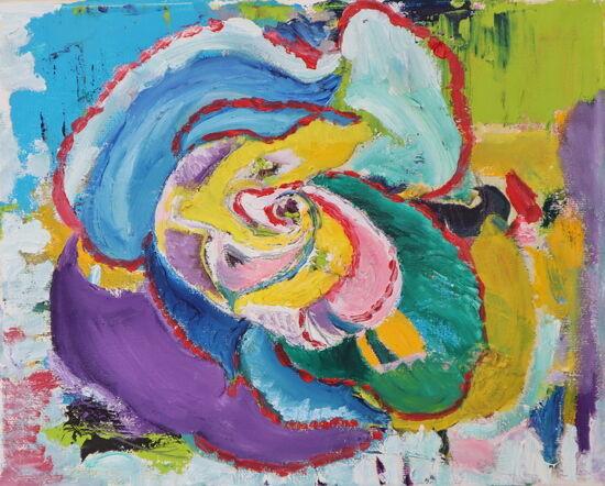 ORAHART oil paint 3 Israeli painter – Swetlana Zakharyan