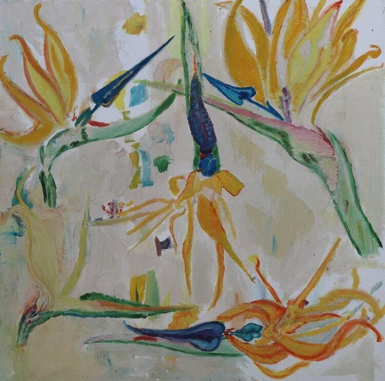 ORAHART oil paint 30 Israeli painter – Swetlana Zakharyan