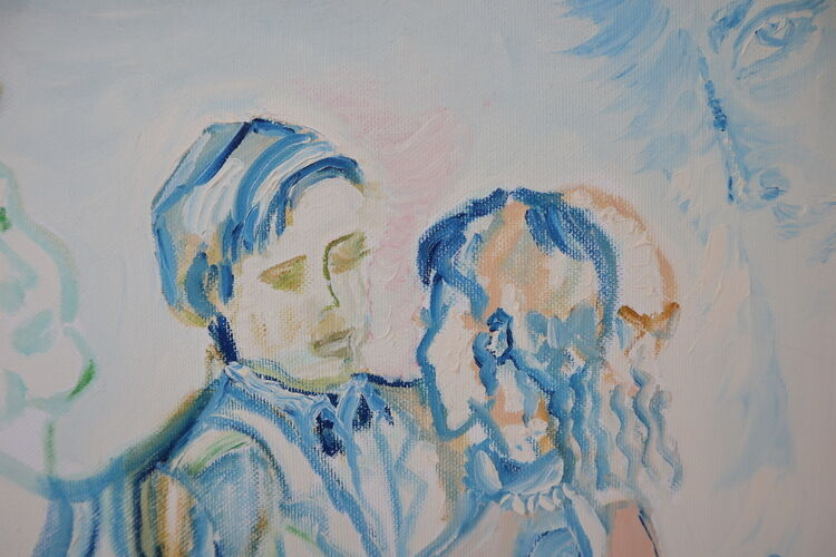 ORAHART oil paint 32 Israeli painter – Swetlana Zakharyan
