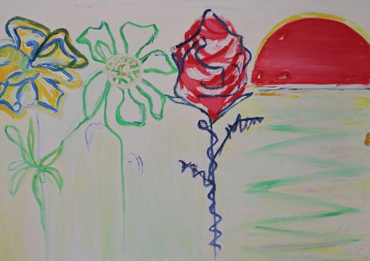 ORAHART oil paint 35 Israeli painter – Swetlana Zakharyan