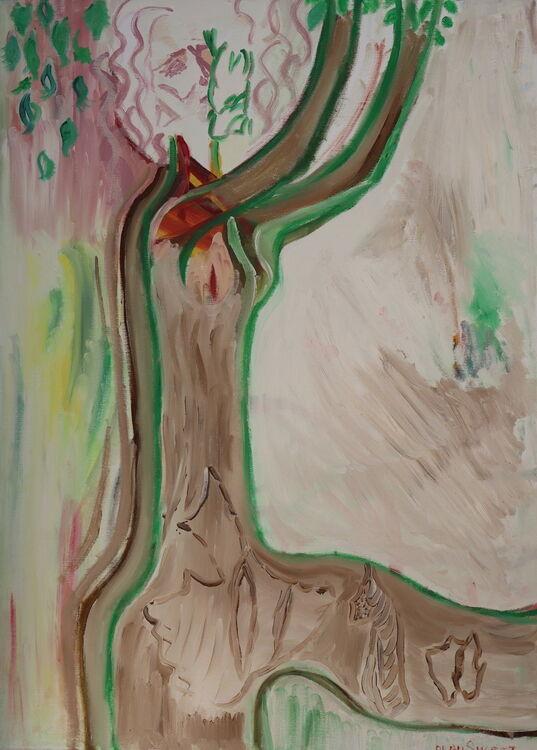 ORAHART oil paint 36 Israeli painter – Swetlana Zakharyan