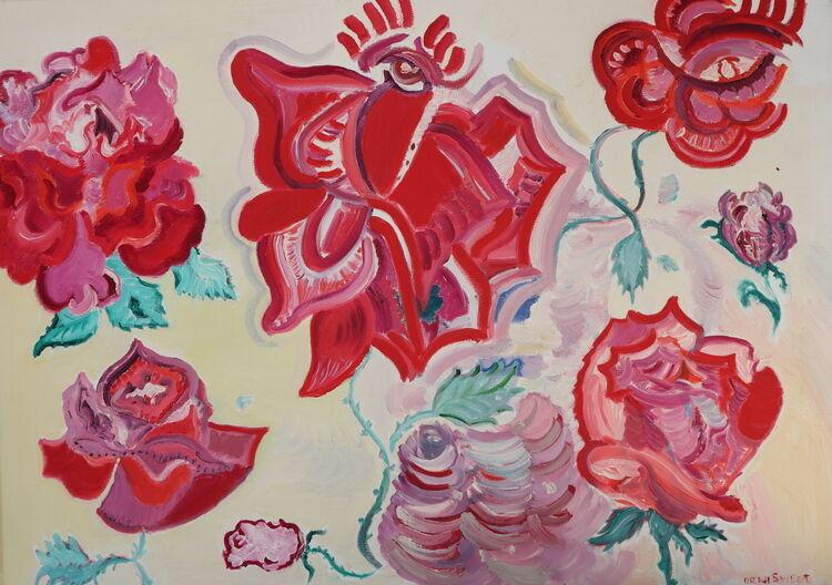 ORAHART oil paint 37 Israeli painter – Swetlana Zakharyan