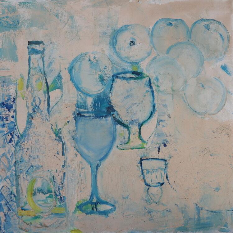 ORAHART oil paint 38 Israeli painter – Swetlana Zakharyan