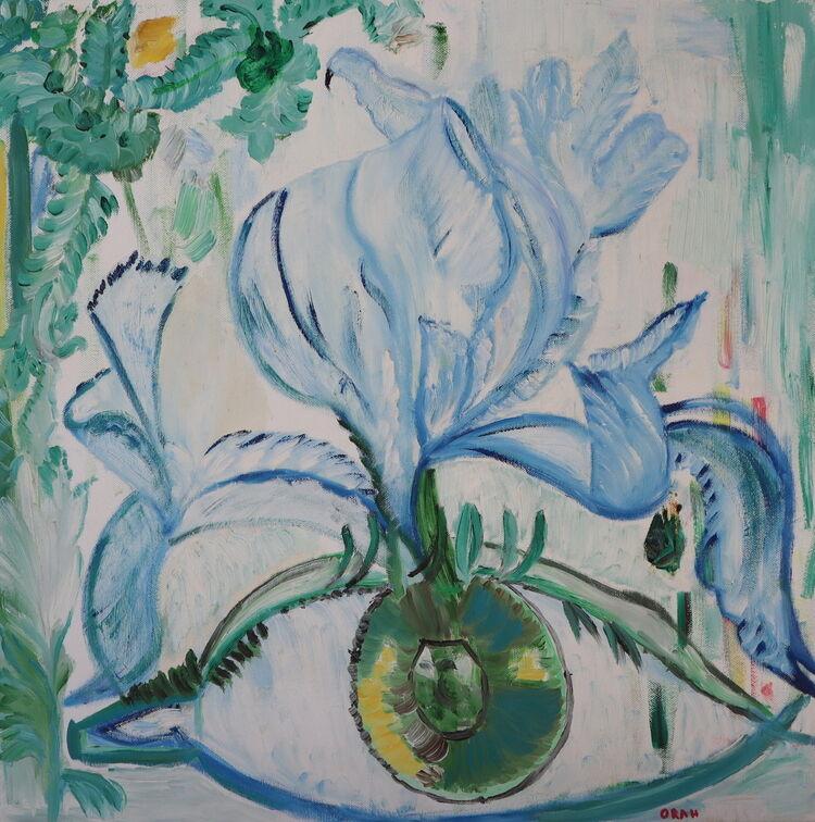 ORAHART oil paint 40 Israeli painter – Swetlana Zakharyan
