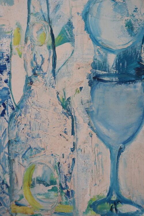 ORAHART oil paint 41 Israeli painter – Swetlana Zakharyan