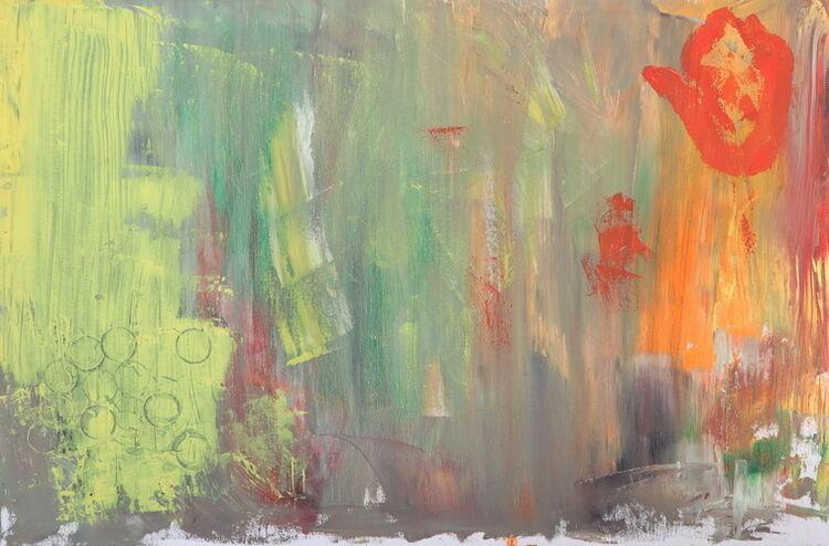 ORAHART oil paint 43 Israeli painter – Swetlana Zakharyan