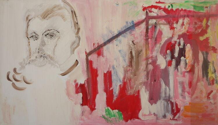 ORAHART oil paint 45 Israeli painter – Swetlana Zakharyan