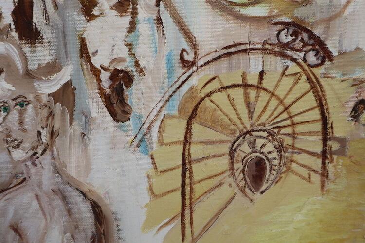 ORAHART oil paint 46 Israeli painter – Swetlana Zakharyan
