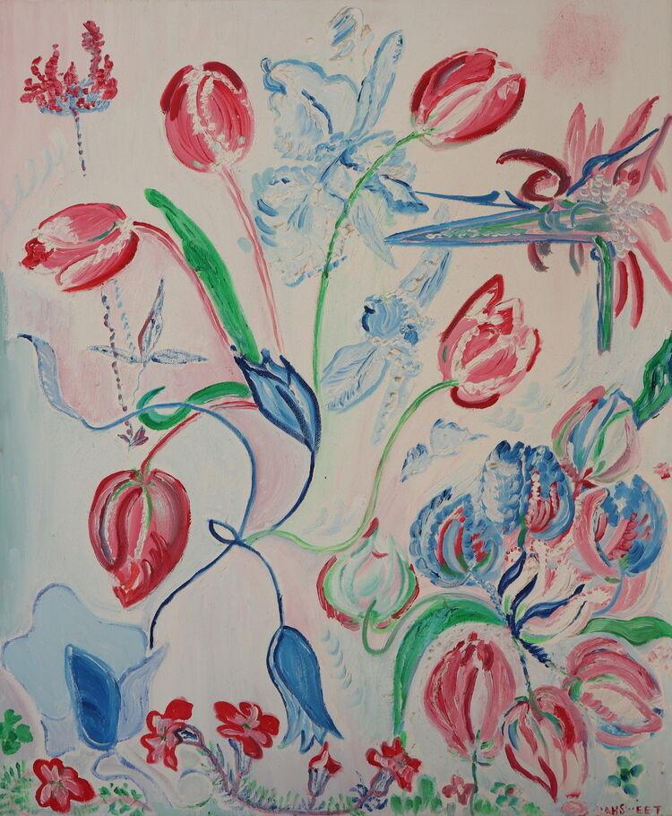 ORAHART oil paint 48 Israeli painter – Swetlana Zakharyan