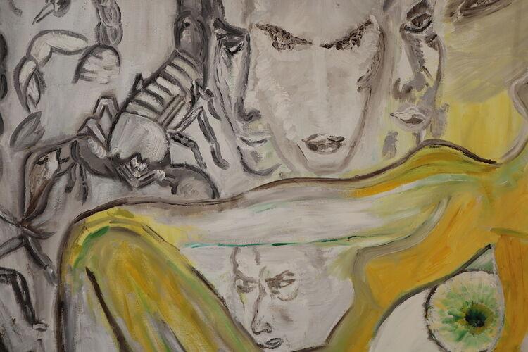 ORAHART oil paint 56 Israeli painter – Swetlana Zakharyan