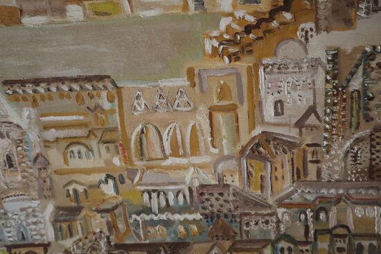 ORAHART oil paint 59 Israeli painter – Swetlana Zakharyan