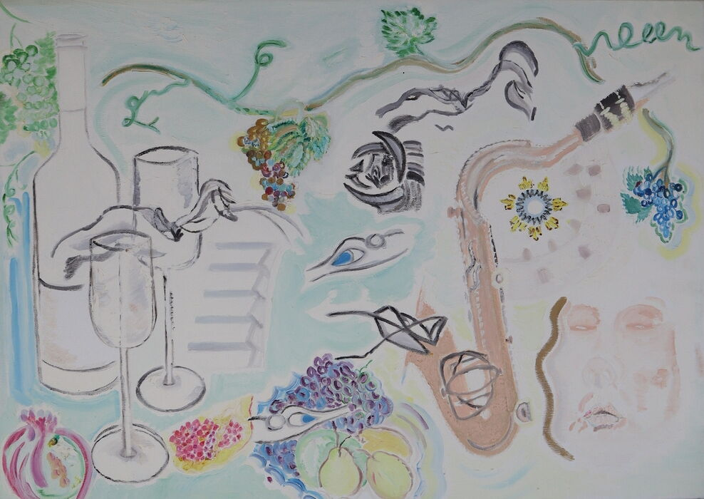 ORAHART oil paint 6 Israeli painter – Swetlana Zakharyan