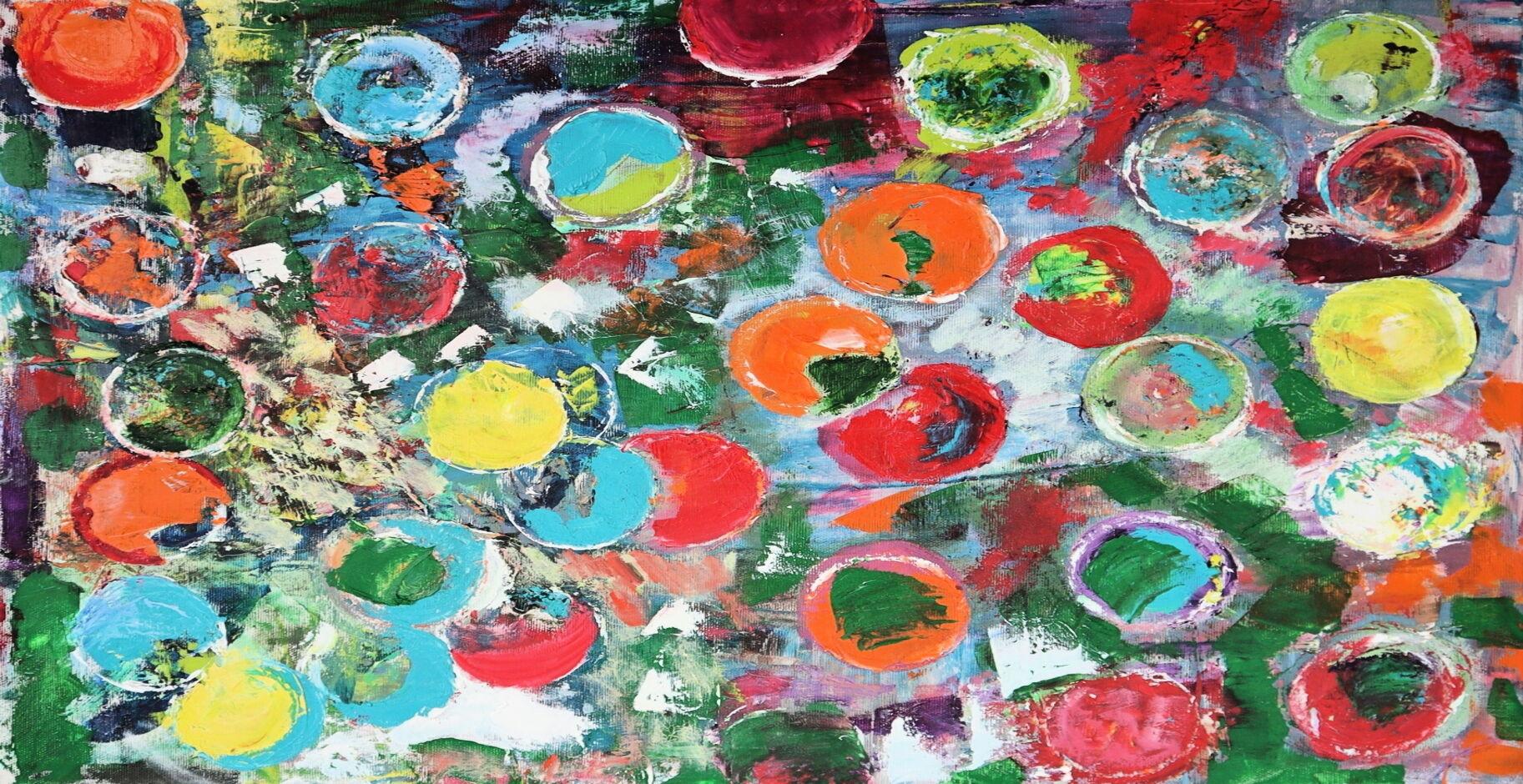 ORAHART oil paint Israeli painter – Swetlana Zakharyan
