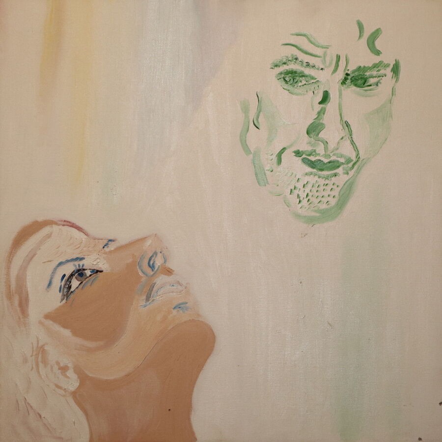 Surrealism 4 oil paint ORAHART Israeli painter – Swetlana Zakharyan