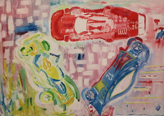 Surrealism 6 oil paint ORAHART Israeli painter – Swetlana Zakharyan